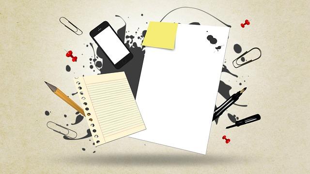 Papeles y notas