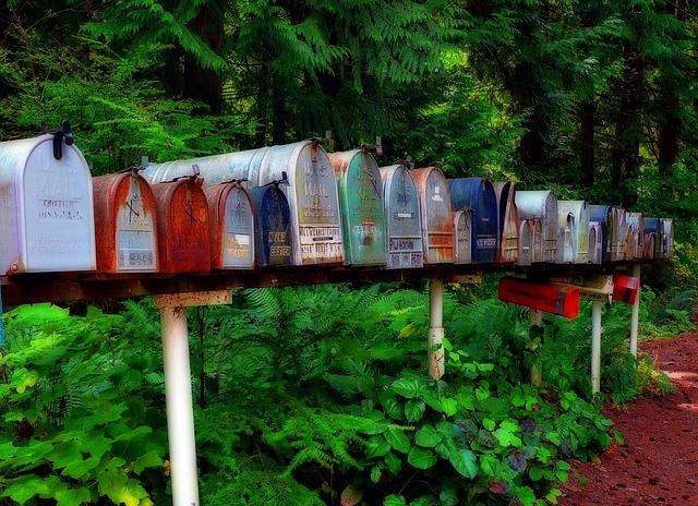 Buzones correo