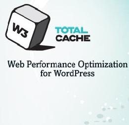 W3 Total Caché - Wordpress plugin