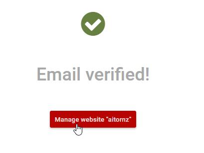 Gestionar hosting 000webhost